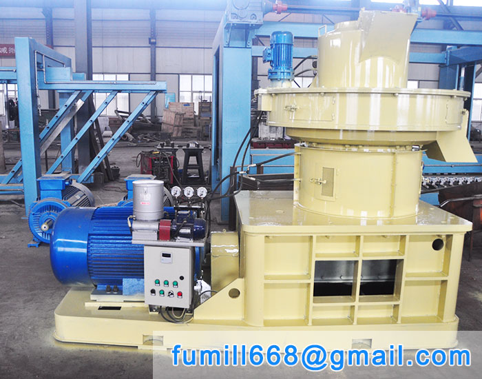 Biomass pellet mill zhengzhou bobang machinery equipment